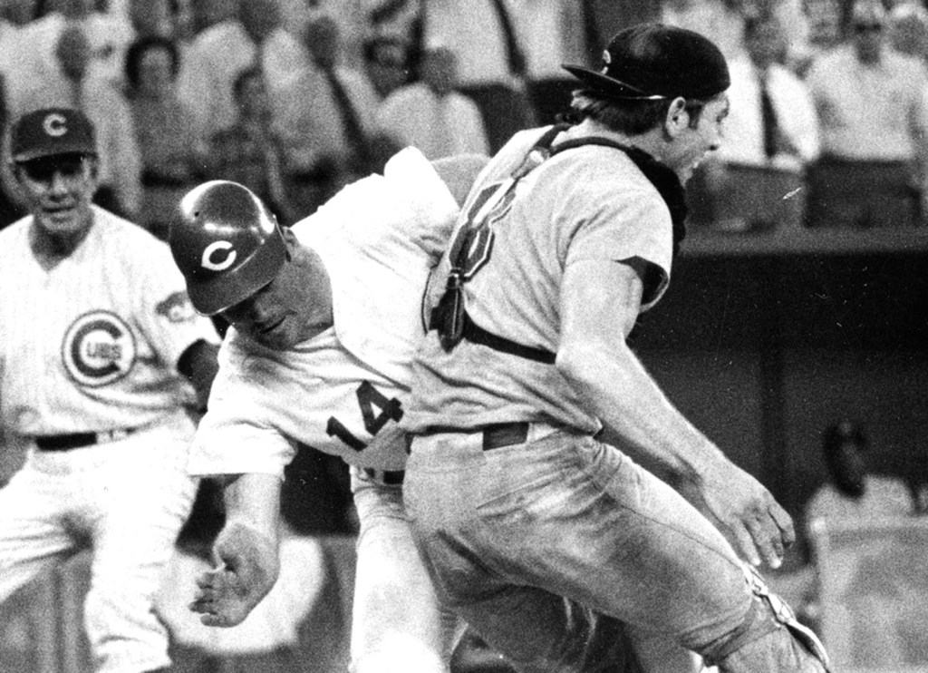 Ray Fosse, the strong-armed catcher whose career was upended when he was bowled over by Pete Rose at the 1970 All-Star Game, died at age 74.