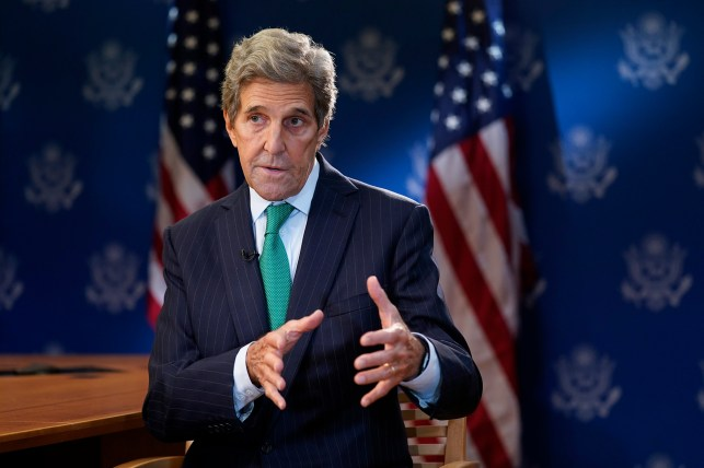 John Kerry, US Special Envoy for Climate Change