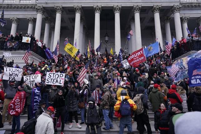 January 6 capital riots