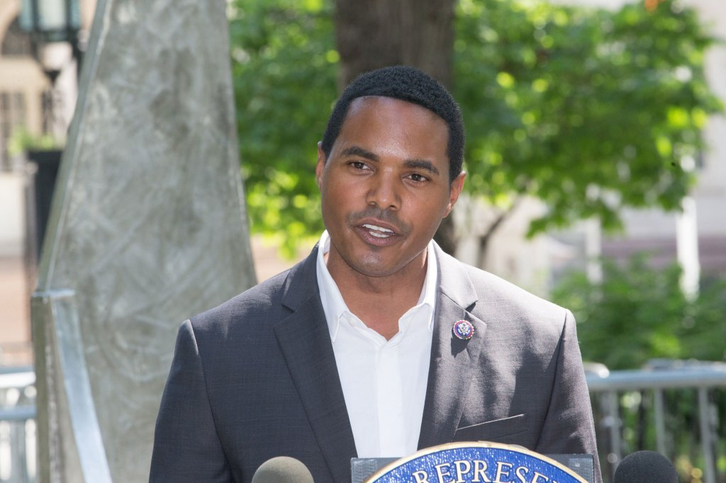 """Congressman Ritchie Torres slammed Mullins' career and says retirement is """"exactly where he belongs."""""""