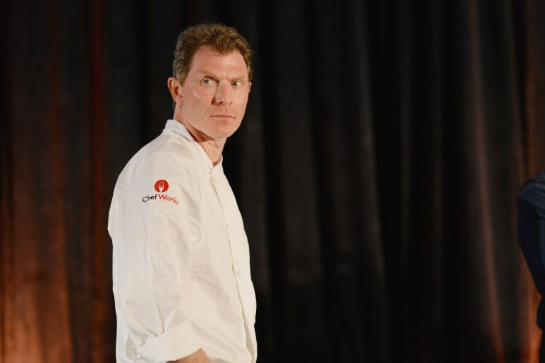 Bobby Flay is leaving the Food Network after 27 years