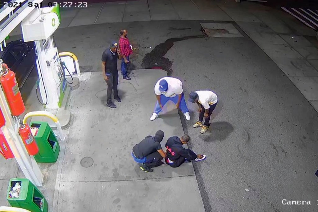 A suspect who allegedly got into a wild Brooklyn gunfight with a US Park Police officer was charged Friday in the September melee.