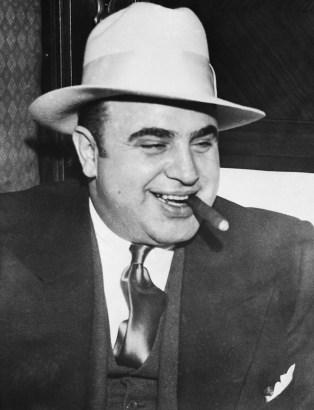 Al Capone -- who was born in Brooklyn -- was dubbed Public Enemy No. 1.