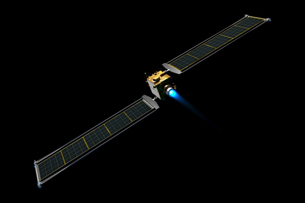 The satellites are scheduled make an impact in late 2022.