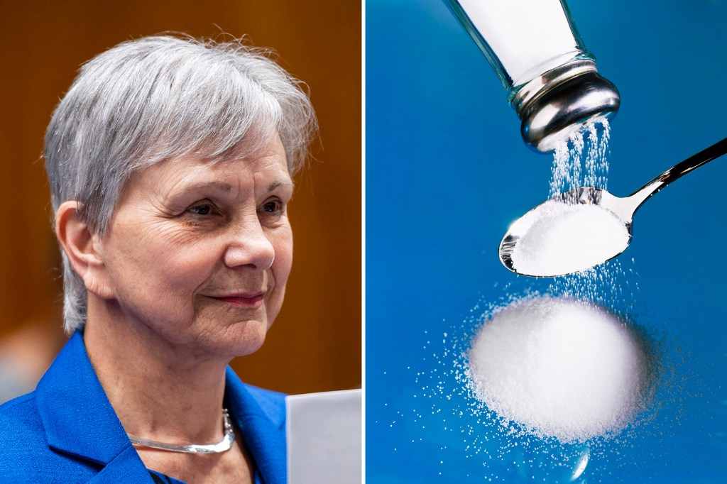 Dr. Janet Woodock, acting commissioner of the Food and Drug Administration, has asked food producers on Wednesday to slash the amount of salt in their products by at least 12% in under three years.