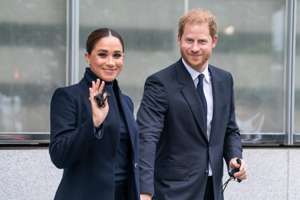 """Meghan Markle and Prince Harry joined Ethic because of its vision for sustainable investing, which the company described as a drive to """"make capital markets a powerful force for good."""""""