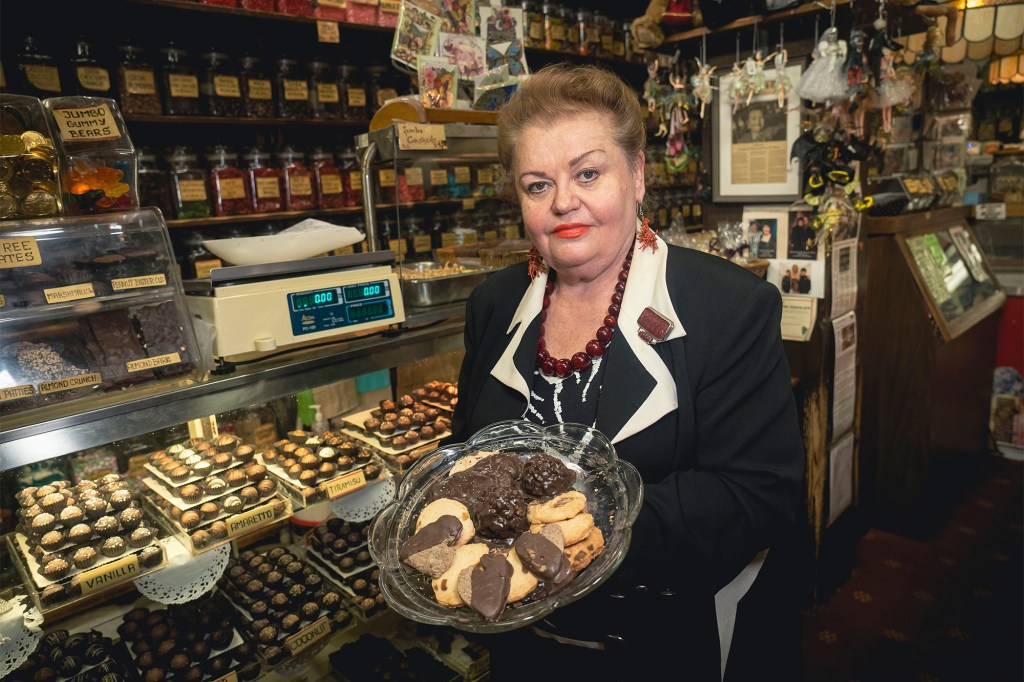 Kamila Myzel, owner of Myzel's Chocolate, laments the fate of her beloved business.