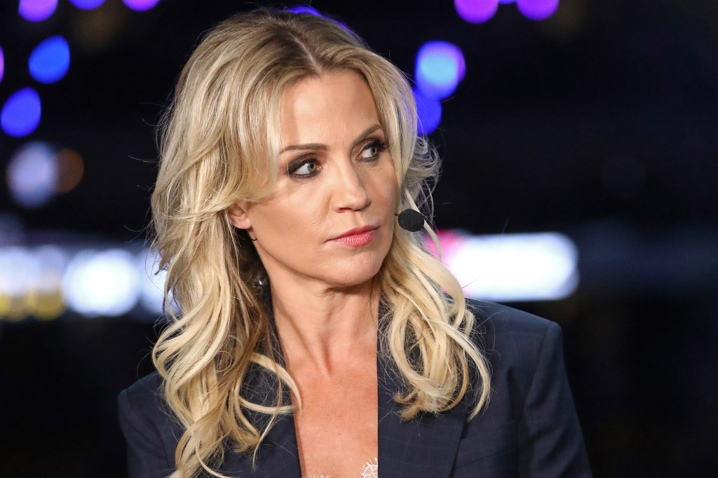 Michelle Beadle with ESPN in 2019