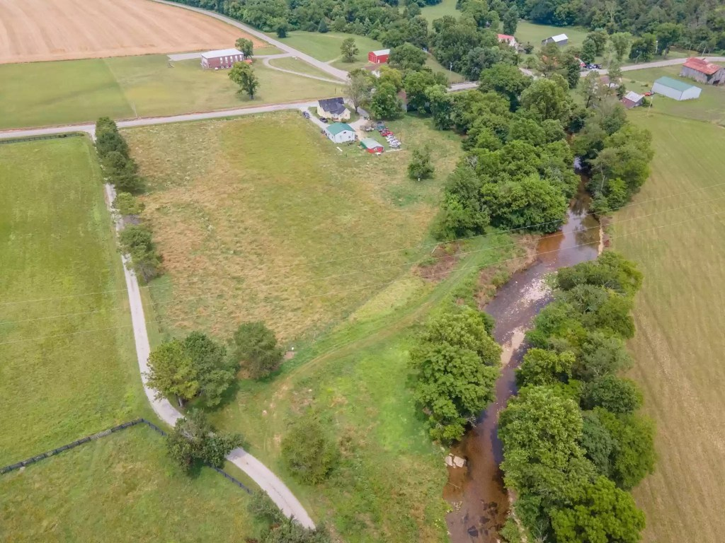3520 and 3535 Water Valley Road are included in the sale.