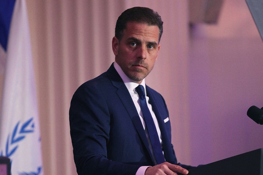 Hunter Biden's company Skaneateles LLC reportedly still owned 10 percent of BHR Partners.