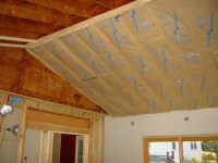 Home Renovation  Ceiling insulation  NYRampage