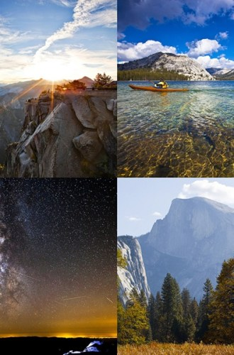 Video (timelapse): Yosemite