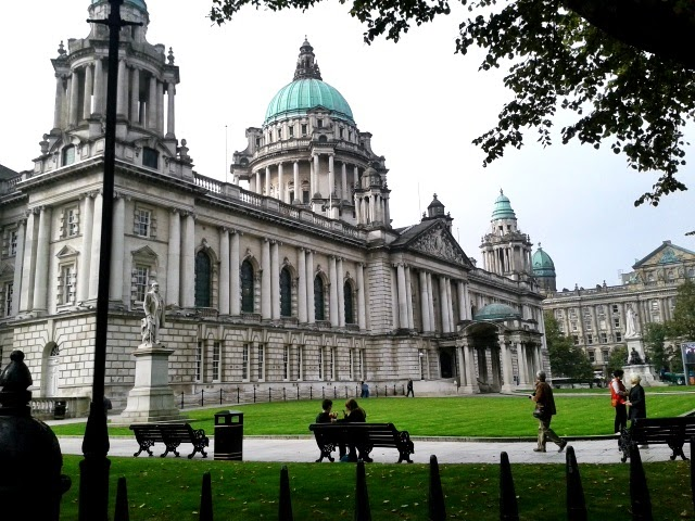 First trip to Northern Ireland – Belfast