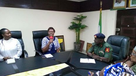 VSO lauds NYSC for their support