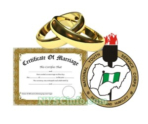 Nysc requirements for married women