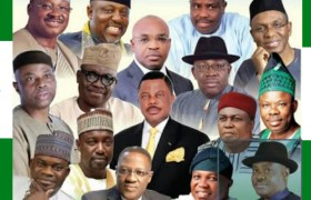 Salary Structure of Nigerian State Governors - How much they Earn