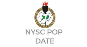 Nysc pop date for batch c Stream 2