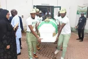 Precious Owolabi remains leaves national hospital morgue