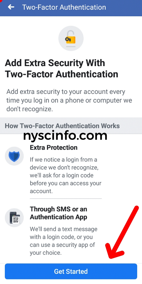 How to secure your Facebook account from Hackers