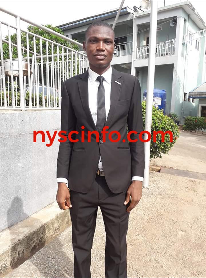 Ex-Corper and First Class Graduate, Godwin Idoko, dies