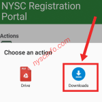 How to check and print nysc call-up letter