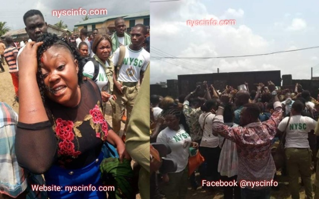 35 dead and injured Corps Members still yet to get insurance