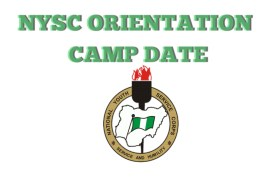 Nysc date of camp