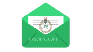 Nysc letter of request