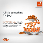 How to Buy Airtime with GTBank 737 and Get Double Recharge