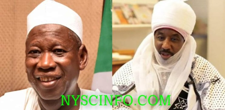 Emir Sanusi dethroned by Kano State Government