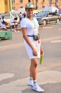 Nysc dress code in camp