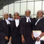 Nigerian Law School Call to Bar Dress Code