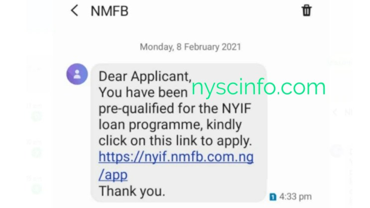 NYIF Shortlists More Candidates for Disbursement