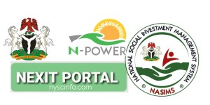 Difference Between N-Power NEXIT and NASIMS Portal