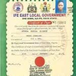Govt Certificates of Origin
