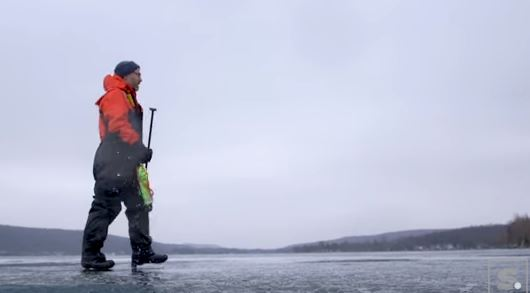 Finger Lakes HUB Winter Sampling Video