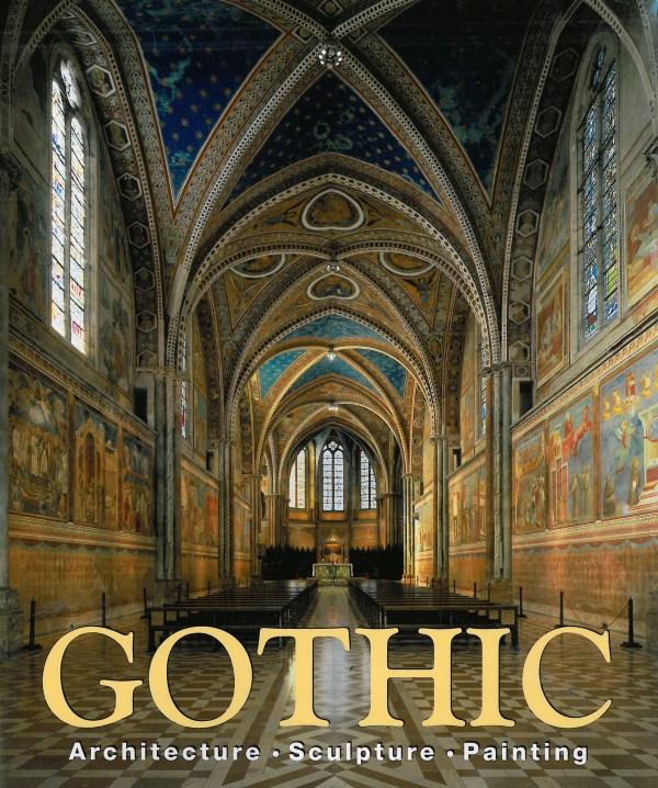 Gothic Architecture Sculpture Painting