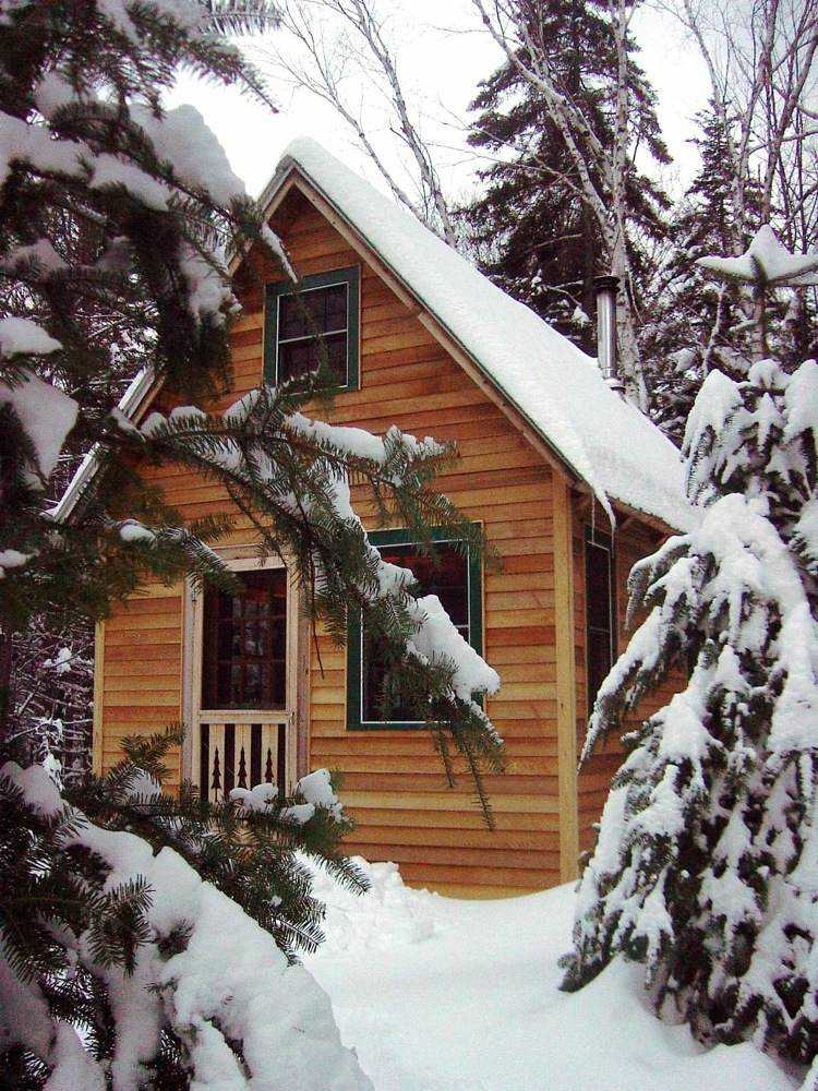 Our Headquarters in the Adirondacks  NY Ski Blog