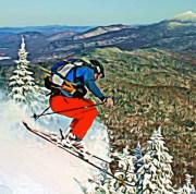 Greg Petrics of Famous Internet Skiers