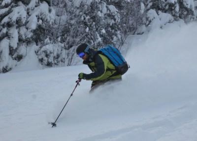 NY backcountry skiing