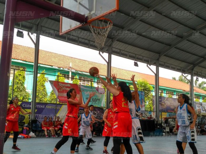 Senior High School Competition yang diadakan di St. John Catholic School, BSD