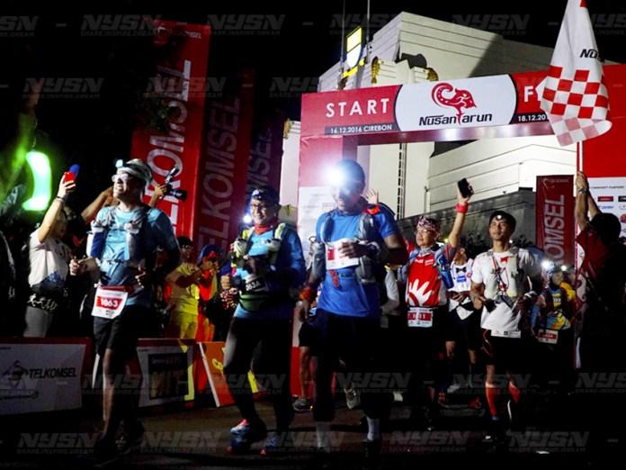 Nusanta.run Chapter 4 yang digelar Cirebdion-Purwokerto tahun lalu