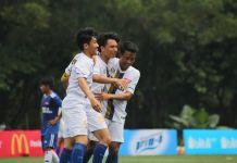 UII Yogyakarta vs Usakti LIMA Football 2017