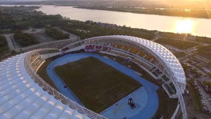 Stadion Aji Imbut – Indonesia
