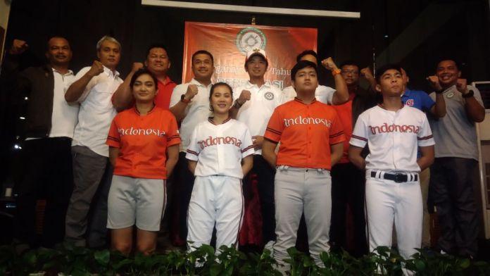 Jersey Baru yang diluncurkan PB Perbasasi jelang Asian Games 2018 dan Kejuaraan Asia di Jakarta pada April mendatang. (Art/NYSN.com)