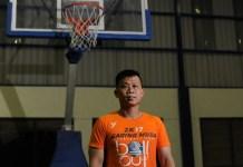 Pemilik klub Basket Gading Muda sekaligus pelatih, Jap Ricky Lesmana, yang konsisten membina usia muda guna menjadi bibit pebasket handal masa depan. (Pras/NYSN)