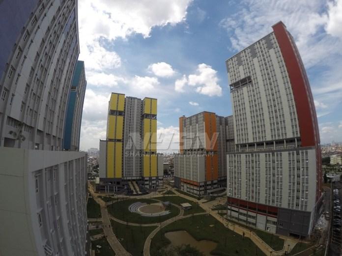 INASGOC bakal melengkapi Wisma Atlet Kemayoran, Jakarta Pusat, dengan fasilitas hiburan. (Pras/NYSN)