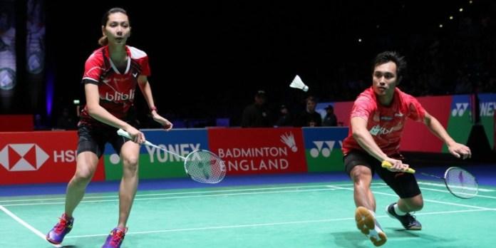 Pasangan ganda campuran, Hafiz Faisal/Gloria Emanuelle Widjaja, menjadi salah satu calon pasangan masa depan Indonesia. (bolasport.com)