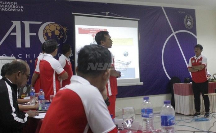 PSSI rencananya akan menggelar National Coaching Conference pada Sabtu (5/5) di Indonesia Sport Expo and Forum (ISEF) 2018. (net)