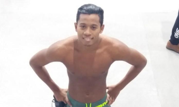 Aflah Fadlan Prawira, pemuda 20 tahun asal Cirebon sukses mpertajam Rekornas 800 Meter gaya Bebas Putra atas namanya sendiri. (istimewa)